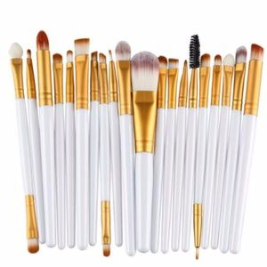 NEW 20pc Pro Makeup Brush Set